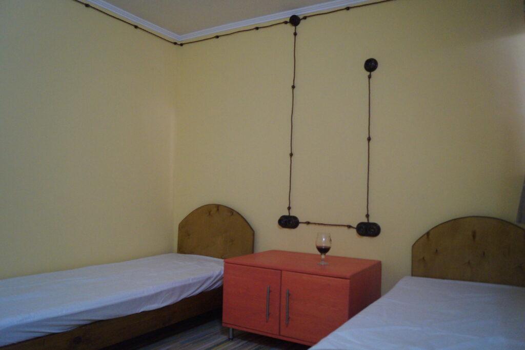 комната гостевого дома самолет курортное